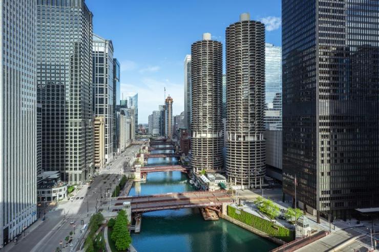 Chicago tech hub