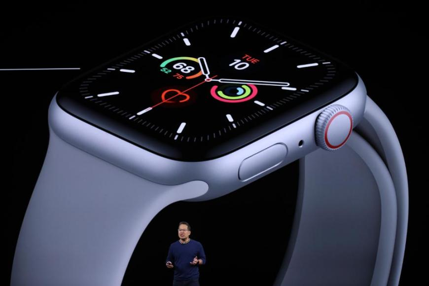 Apple Watch Series 5 security tips