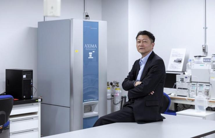 Adachi Takeshi of Kyoto Research Park