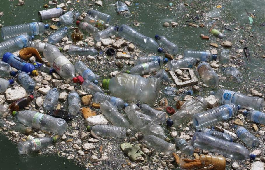 'Macroplastics' like these break down into microplastics, which are particularly harmful to marine life. Could satellites help detect macroplastics before they break down into tiny pieces?