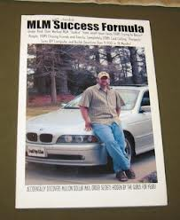 the mlm junkie success formula
