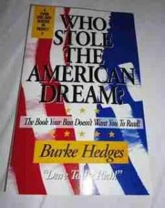 who stole the american dream