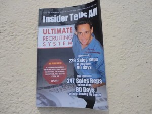 Insider Tells All front cover