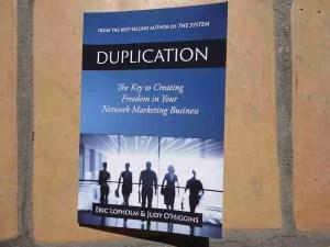 duplication book