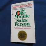 The One Minute Sales Person: Book Review
