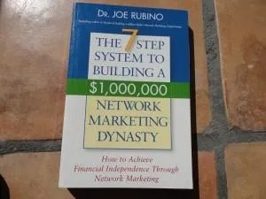 joe rubino book