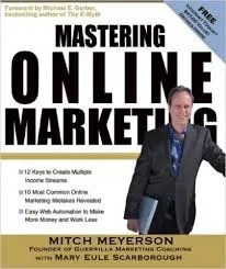mastering online marketing book cover