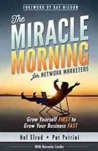 miracle morning book