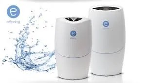 amway e spring water filtration system