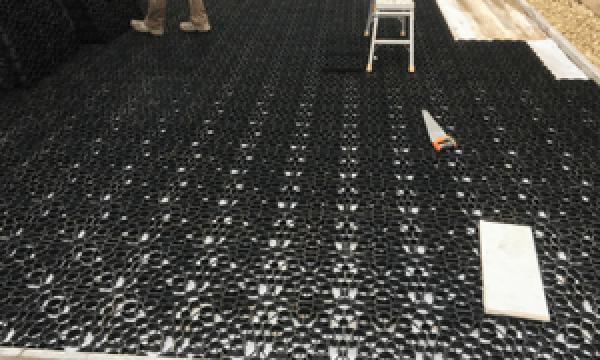 Plastic Gravel Grids