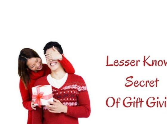 Secrets of gift