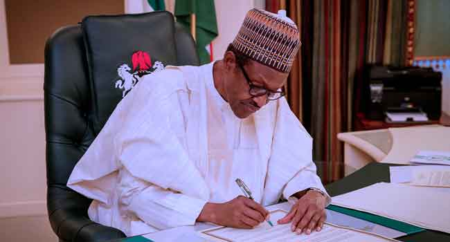 Presidency Explains Finance Act 2019