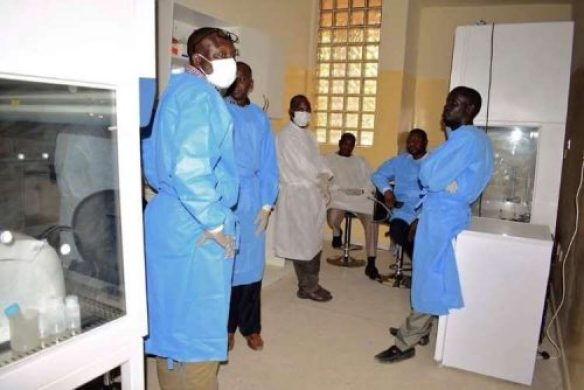 COVID-19: 40 Kano doctors, health workers discharged