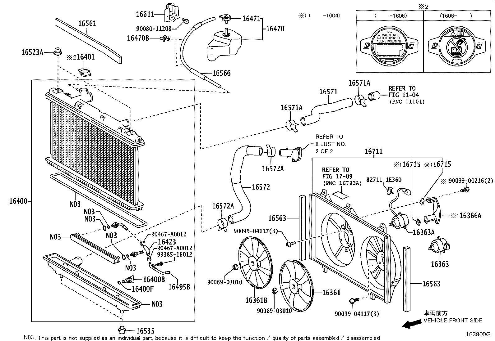 Toyota Venza Radiator Drain Plug Plug Radiator Drain
