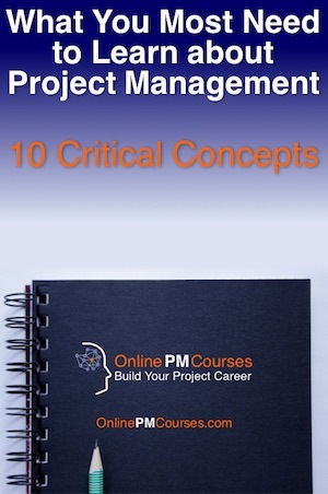 What you most need to Learn about Project Management