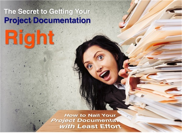 Getting Your Project Documentation Right