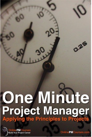 One Minute Project Manager