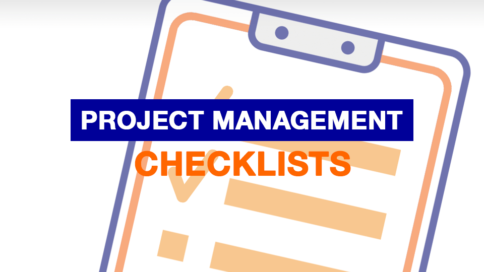 Project Management Checklists