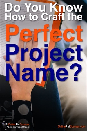 Craft the Perfect Project Name