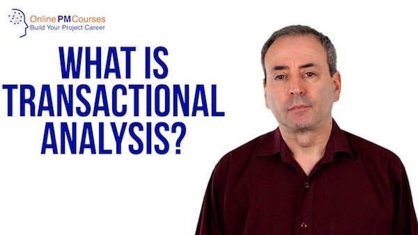 What is Transactional Analysis