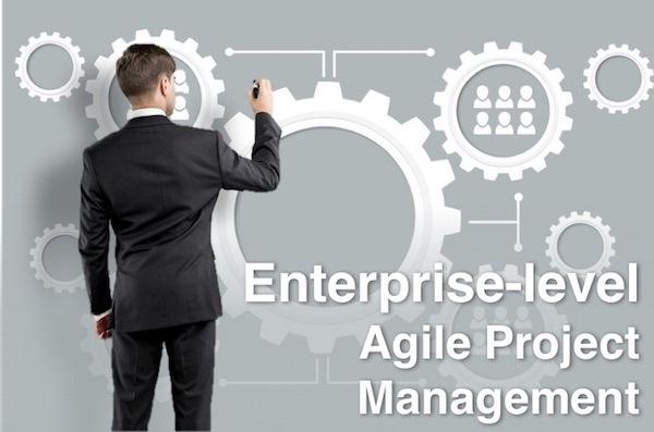 Enterprise-level Agile Project Management