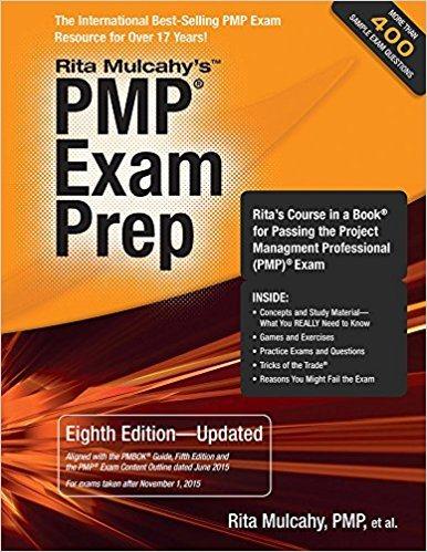 PMP ExamPrep - Rita Mulcahy