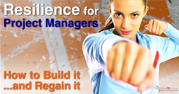 Resilience for Project Managers