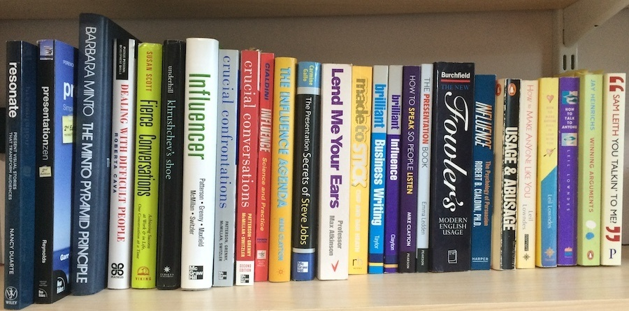 Communication Skills for Project Managers - Best Books
