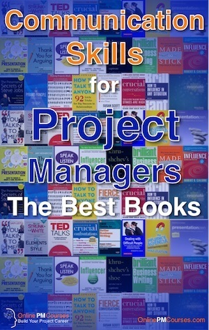 Communication Skills for Project Managers - The Best Books