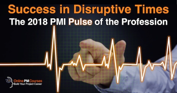 Success in Disruptive Times