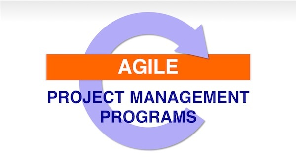 Agile Project Management Programs