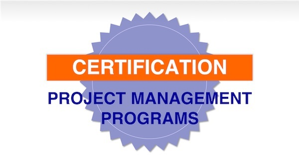 Certification Project Management Programs