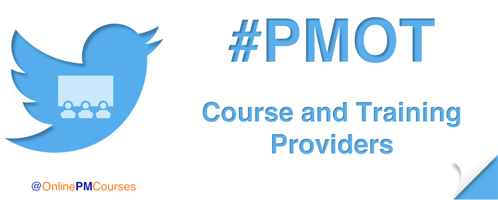 #PMOT Course and Training Providers