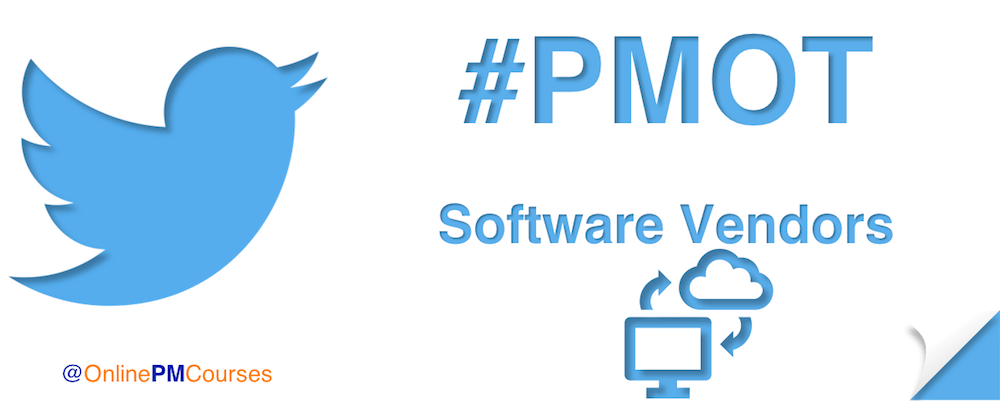 #PMOT Software Vendors
