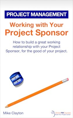 Working with Your Project Sponsor