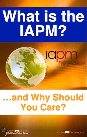 What is the IAPM? And Why Should You Care?
