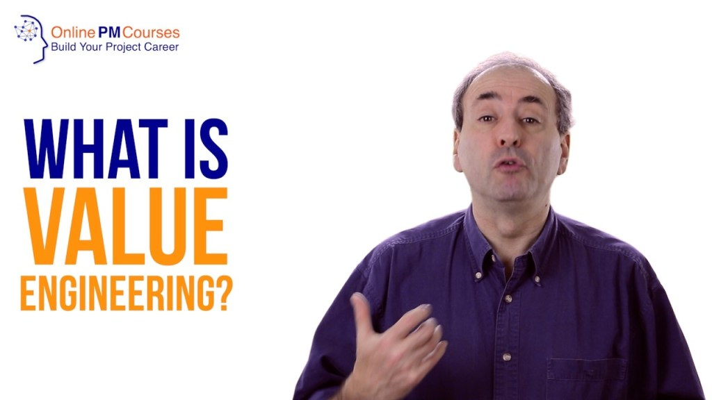 What is Value Engineering?