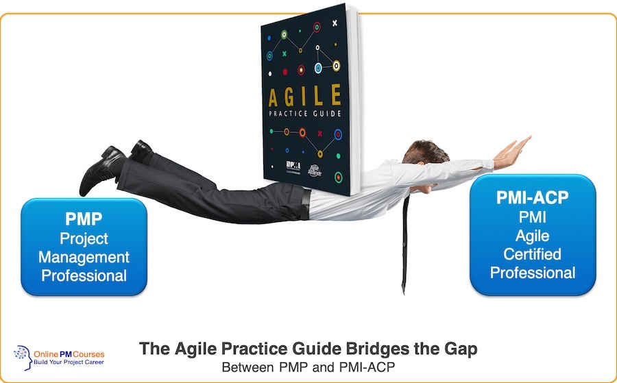 Agile Practice Guide Bridges the Gap between PMP and PMI-ACP