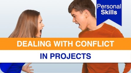 Dealing with Conflict in Projects