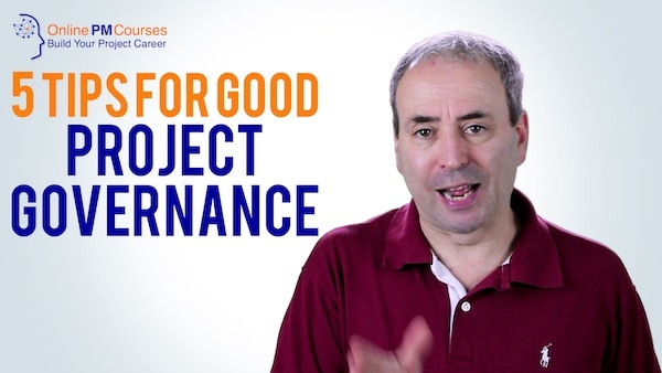 5 Project Governance Tips | Video