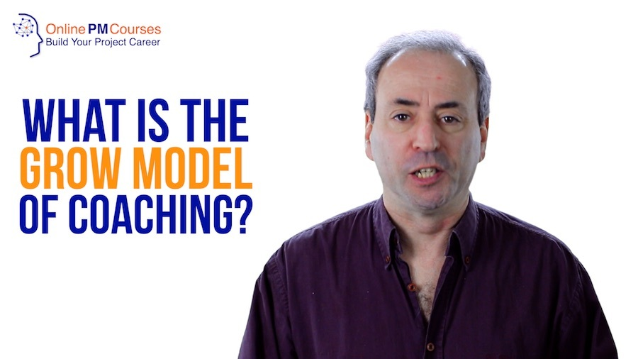What is the GROW Model of Coaching?