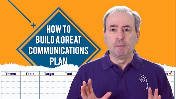 How to Build Communications Plan