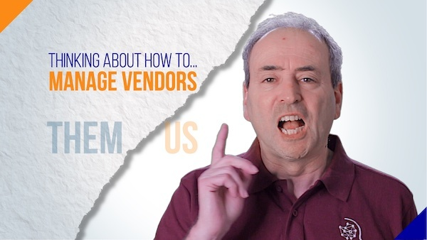 How to Manage Vendors: Getting the Best Results | Video