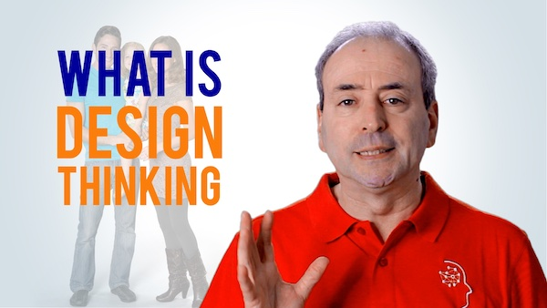 What is Design Thinking? Human-centered Problem-solving | Video
