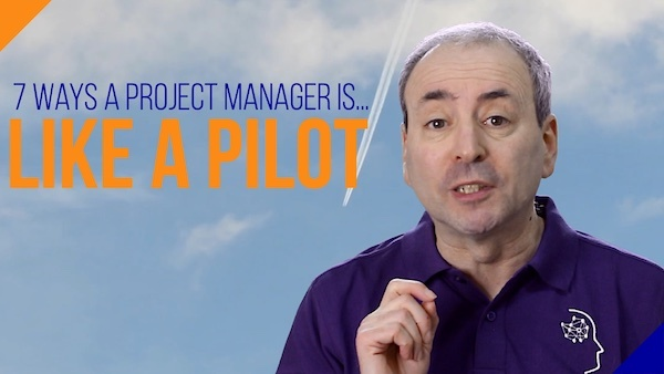 7 Way a Project Manager is like a Pilot