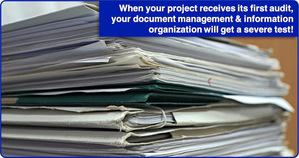 Project Audit puts your document management to the test