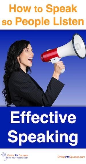 Effective Speaking: How to Speak so People Listen