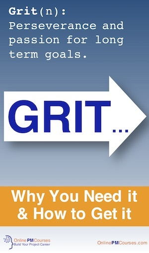 Grit: Why You Need it and How to Get it