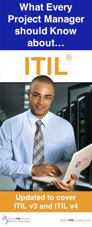 This is what Every Project Manager should Know about ITIL