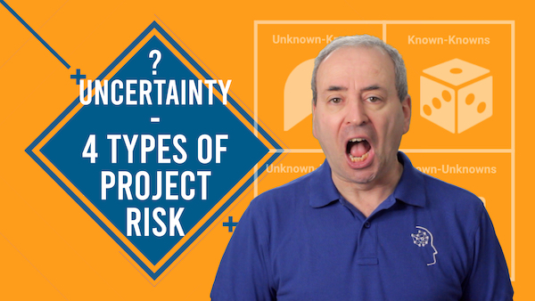 4 Types of Project Risk - Different Forms of Uncertainty | Video